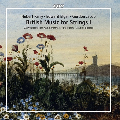 British Music for Strings I by Südwestdeutsches Kammerorchester Pforzheim