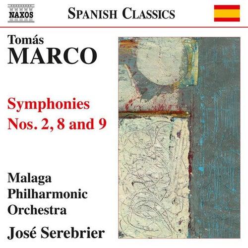 Marco: Symphonies Nos. 2, 8 & 9 von Jose Serebrier