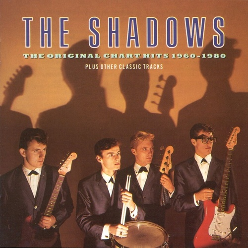 The Original Chart Hits 1960-1980 von The Shadows