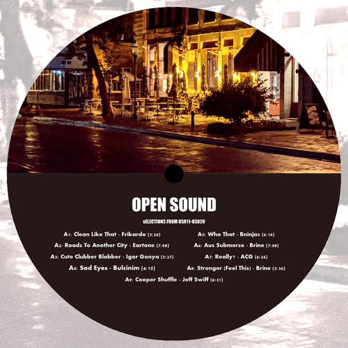 Open Sound Selections OS011 - OS020 by Various Artists