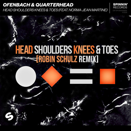 Head Shoulders Knees & Toes (feat. Norma Jean Martine) (Robin Schulz Remix) by Ofenbach