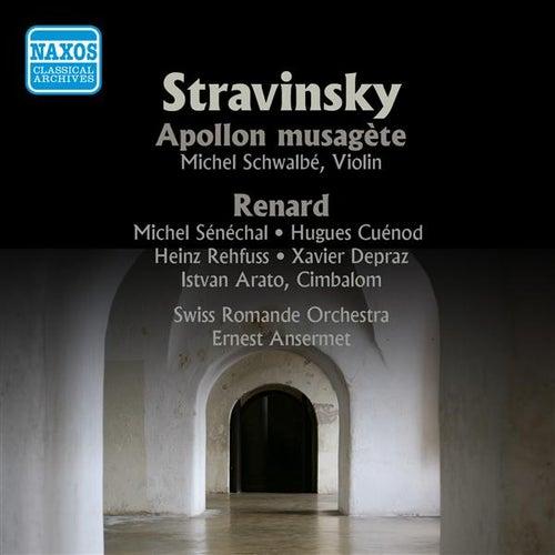Stravinsky: Apollon Musagete / Renard (Ansermet) (1955) von Various Artists