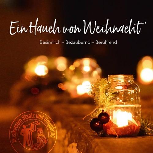 Ein Hauch von Weihnacht by Musikverein Staatz und Umgebung