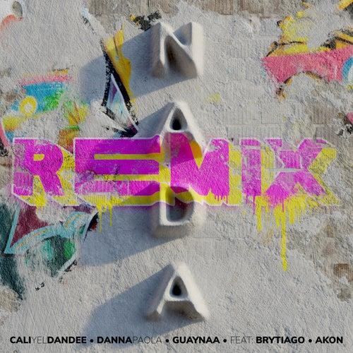Nada (Remix) by Cali Y El Dandee