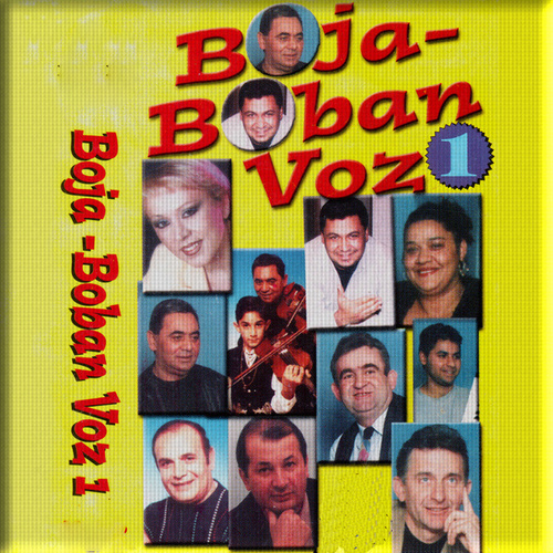 Boja - Boban Voz 1 de Various Artists