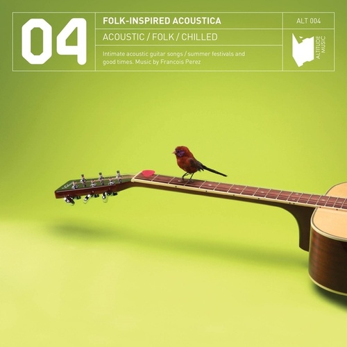 Folk-Inspired Acoustica by Altitude Music