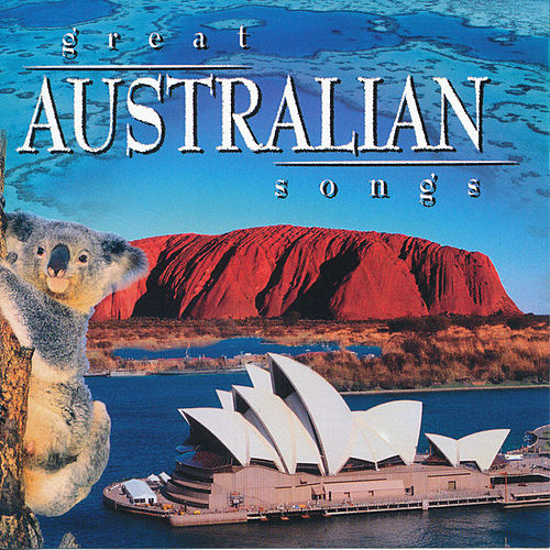 Great Australian Songs de The Aussie Bush Band