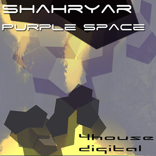Purple Space by Shahryar