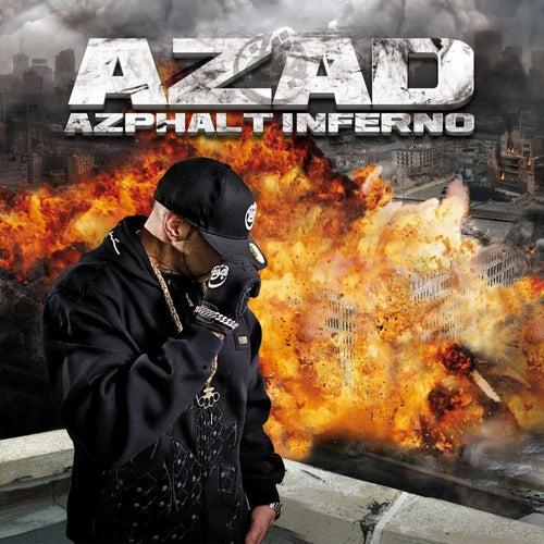 Azphalt Inferno von Azad