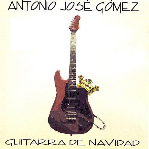 Guitarra de Navidad von Antonio Gomez