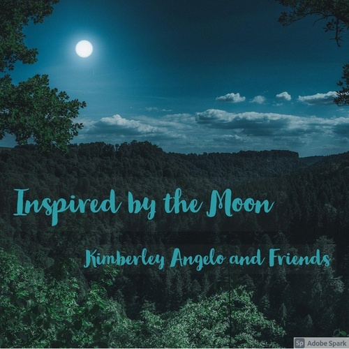 Inspired by the Moon von Kimberley Angelo
