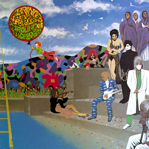 Around The World In A Day by Prince