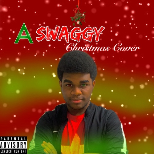 A Swaqqy Christmas Cover by Ulysses Rivers Jr.