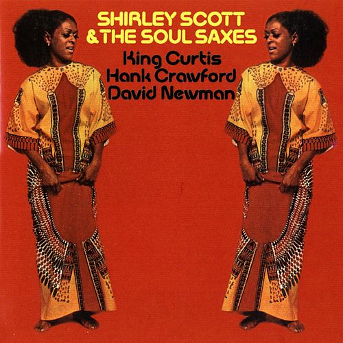 Shirley Scott & The Soul Saxes de Shirley Scott
