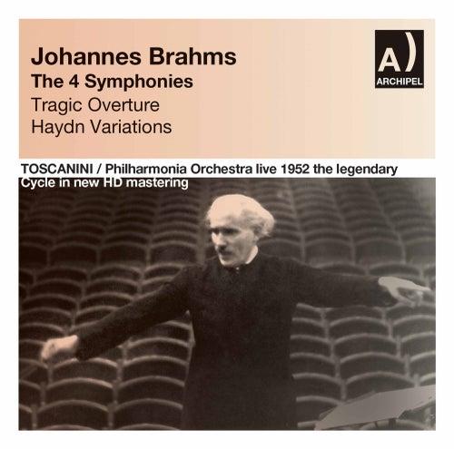 Brahms: Orchestral Works (Live) von Arturo Toscanini