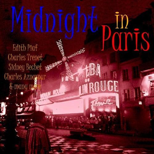 Midnight In Paris de Various Artists