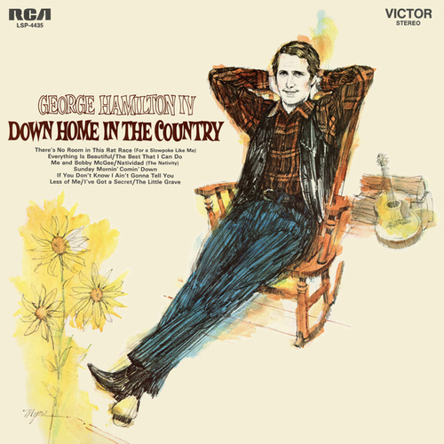 Down Home in the Country de George Hamilton IV