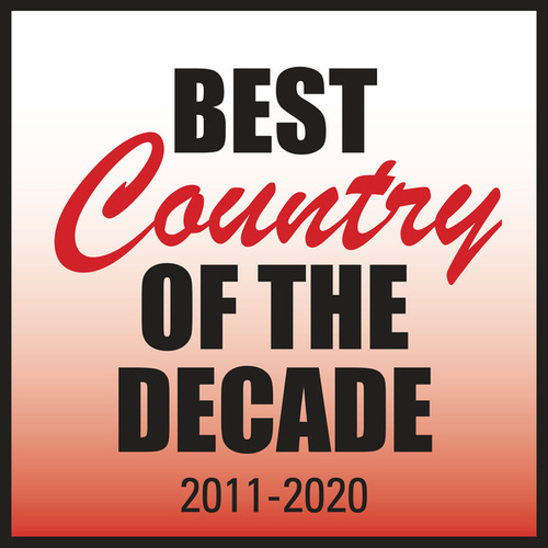 Best Country Of The Decade: 2011-2020 by Various Artists