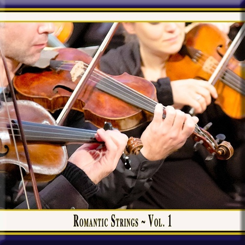 Romantic Strings, Vol. 1 (Live) by Various Artists