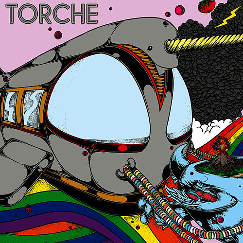 Kicking by Torche