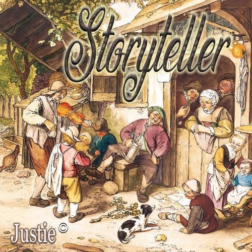 Storyteller by Justie