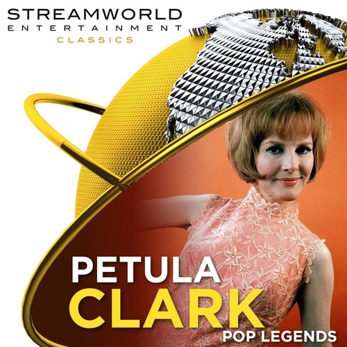 Petula Clark Pop Legends de Petula Clark