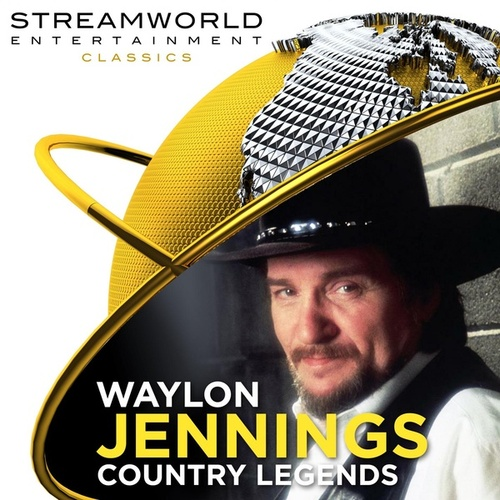 Waylon Jennings Country Legends by Waylon Jennings