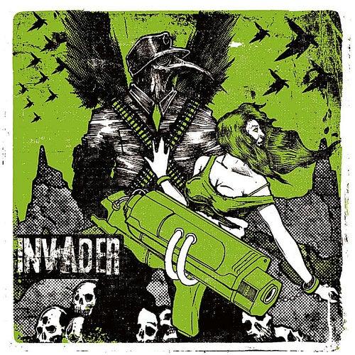 Invader by Invader