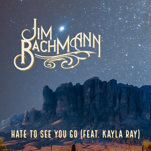 Hate to See You Go (feat. Kayla Ray) by Jim Bachmann