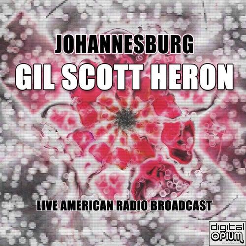 Johannesburg (Live) de Gil Scott-Heron