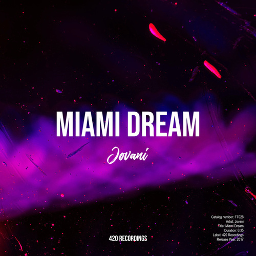 Miami Dream de Jovani
