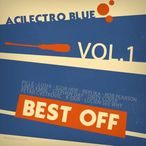 Best of Acilectro Blue Recordings vol.1 de Various Artists