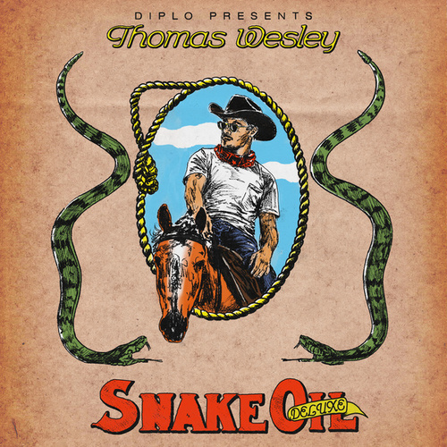 Diplo Presents Thomas Wesley: Snake Oil (Deluxe) fra Diplo