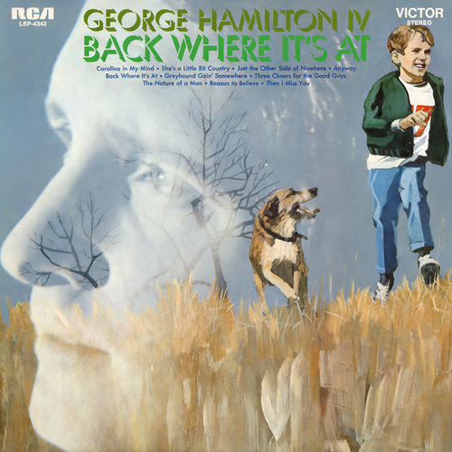 Back Where It's At by George Hamilton IV