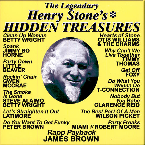 Henry Stone's Hidden Treasures de Various Artists