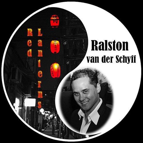 Red Lanterns by Ralston Van Der Schyff