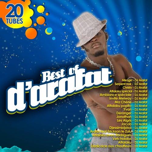 Best of d'Arafat (20 tubes) de DJ Arafat