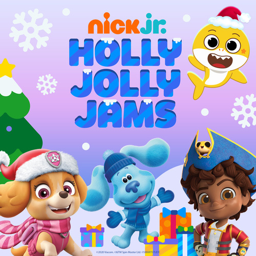 Nick Jr.'s Holly Jolly Jams by Various Artists