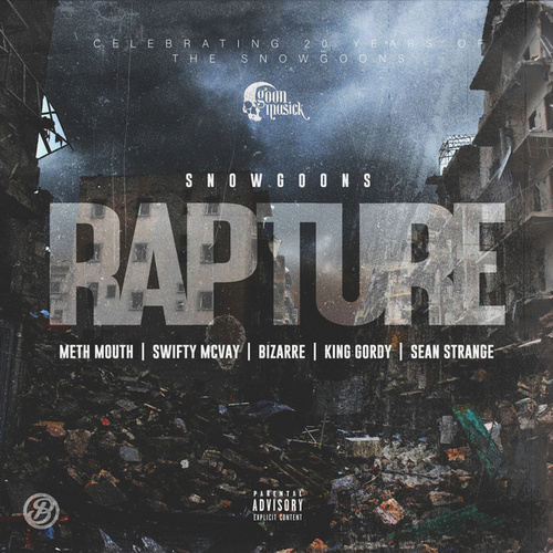 The Rapture by Snowgoons