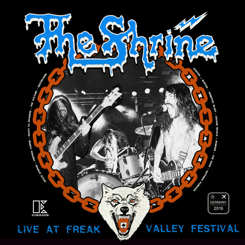 Live at Freak Valley Festival by The Shrine