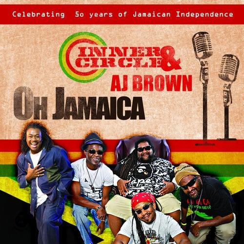 Oh Jamaica von Inner Circle