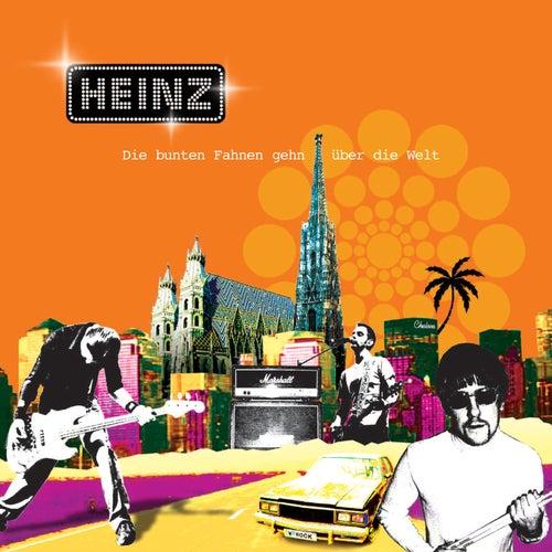 Die bunten Fahnen gehn über die Welt by Heinz aus Wien
