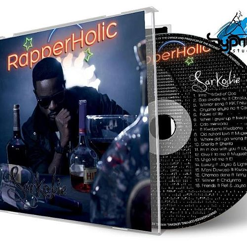 Rapperholic by Sarkodie
