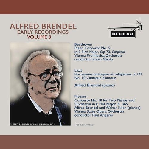 Alfred Brendel Early Recordings, Vol. 3 von Alfred Brendel
