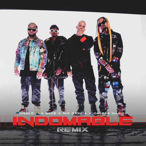 Indomable (Remix) de Gigolo Y La Exce