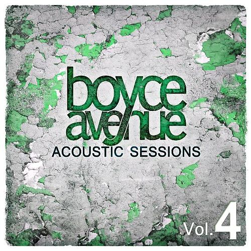 Acoustic Sessions, Vol. 4 de Boyce Avenue