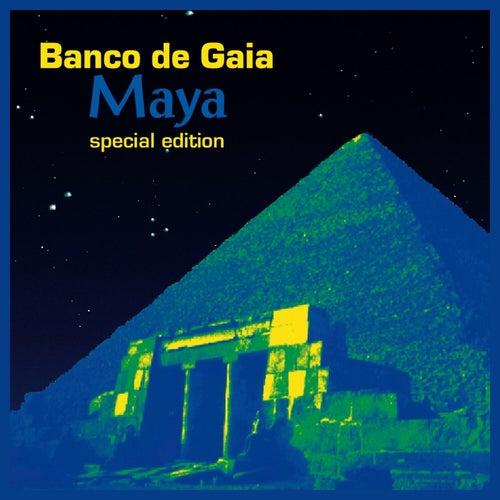 Maya (Special Edition) de Banco de Gaia