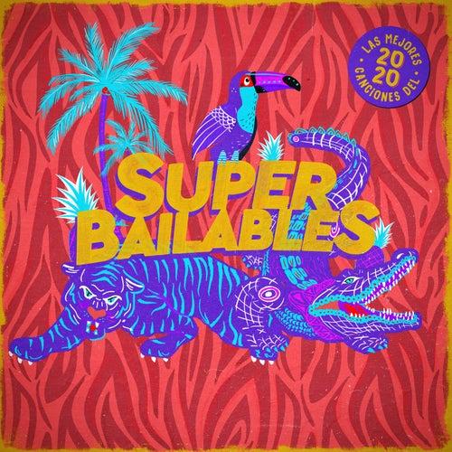 Superbailables 2020 de Various Artists
