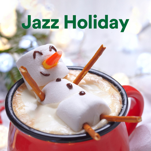 Jazz Holiday by Various Artists