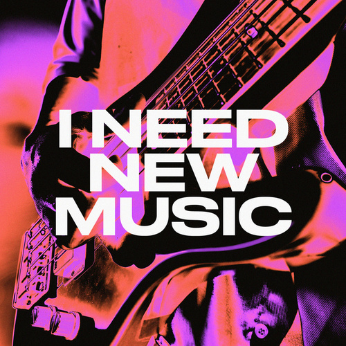 I Need New Music de Various Artists